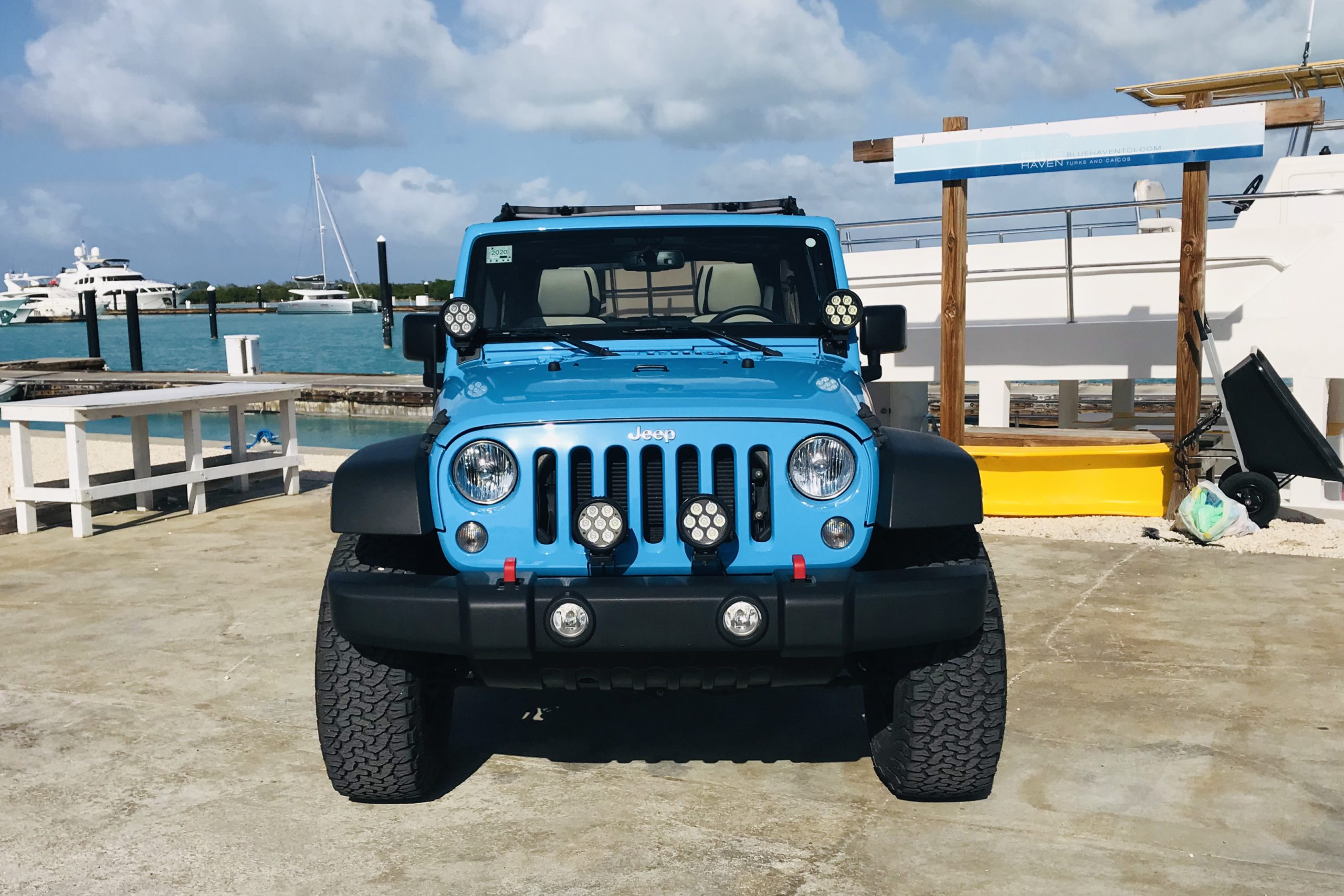 Chief 4-Door Jeep Wrangler Unlimited
